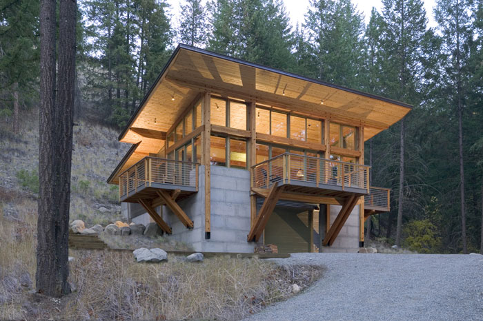 70073736946 modern cabin designs that are breathtaking - Modern Cabin Design