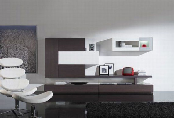 Minimalist Furniture For Modern Living Room U2013 Day