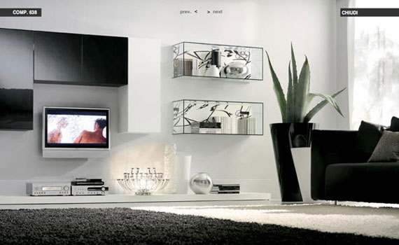 Modern Living Rooms Ideas 2010 Living Room Designs: 59 Interior Design