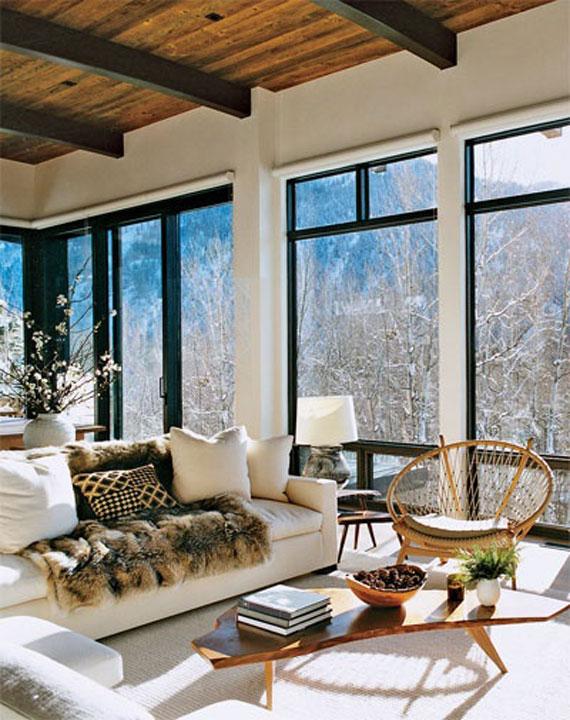Attrayant Mh10 Log Cabin Interior Design: 47 Cabin Decor Ideas