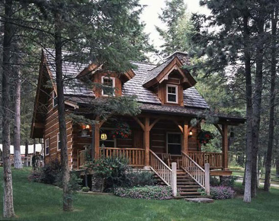 cabin design ideas inspiration mountain house architecture 32 - Cabin Design Ideas