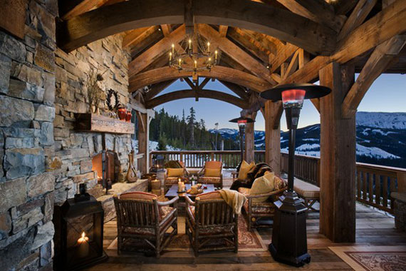 Mh35 Log Cabin Interior Design: 47 Cabin Decor Ideas