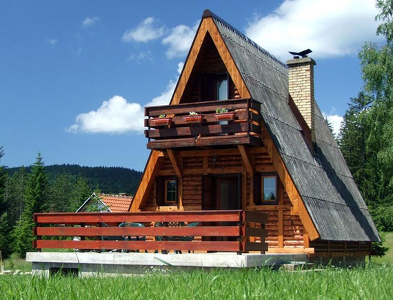 cabin design ideas inspiration mountain house architecture 8 - Log Cabin Design Ideas