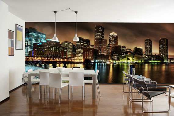 wallpaper mural designs to give you ideas for your houses walls 11