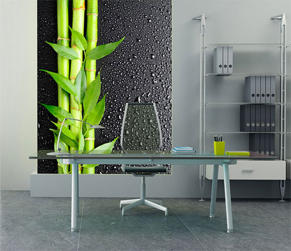 office wallpaper ideas. M23 Wallpaper Mural Designs To Give You Ideas For Your House\u0027s Walls Office