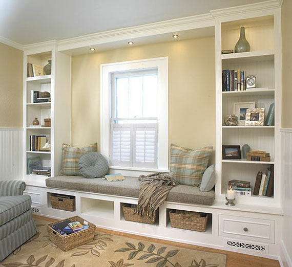 N28 A Collection Of Nook Window Seat Design Ideas