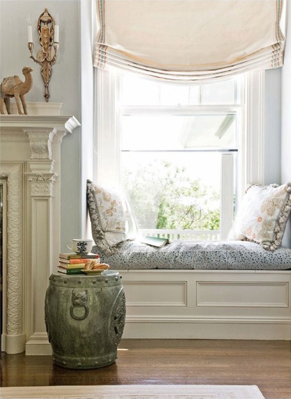 n32 A Collection Of Nook Window Seat Design Ideas