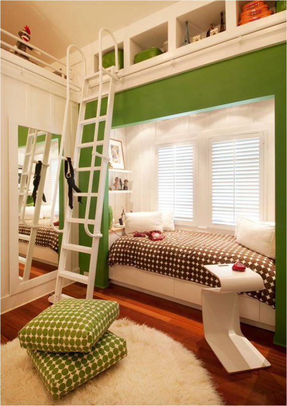 Window Seat Bed a collection of nook window seat design ideas