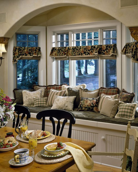 A Collection Of Nook Window Seat Design Ideas Inspiration Ideas For Bay Windows In A Living Room Concept