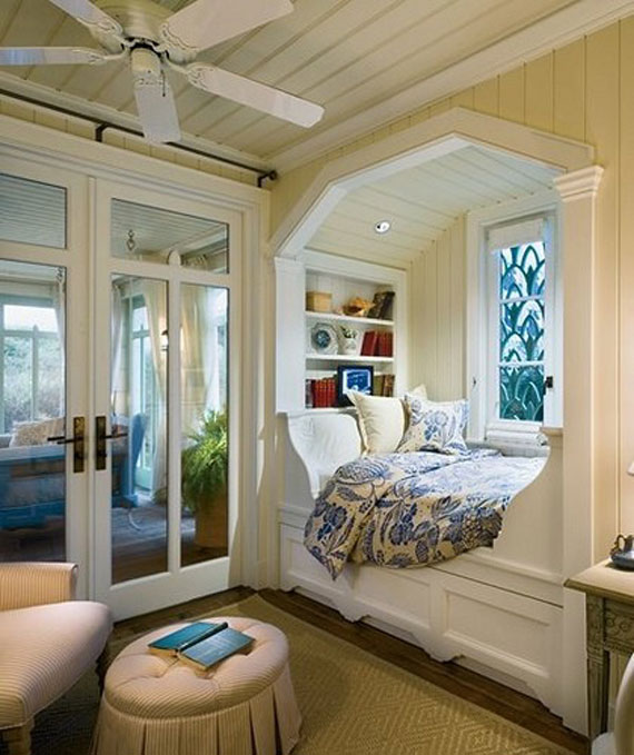 Window Seating Ideas Part - 24: N38 A Collection Of Nook Window Seat Design Ideas