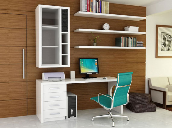 C9 Simple And Classy Office Interiors With Modern Influences