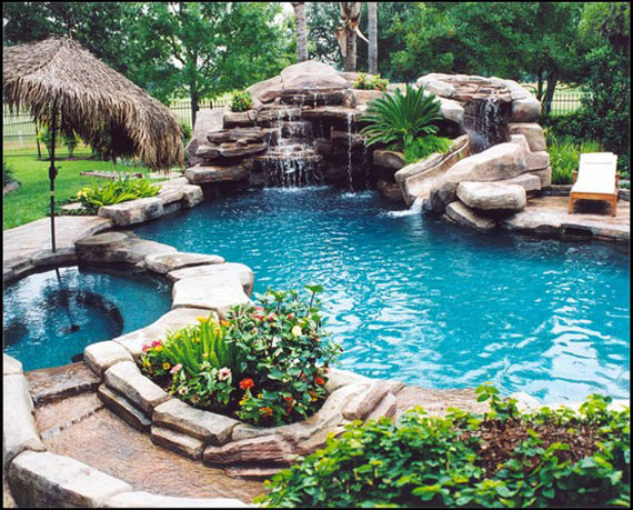 pool1 outdoor pool designs that you would wish they were around your house - Outdoor House Pools
