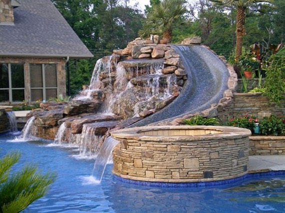 pool11 outdoor pool designs that you would wish they were around your house - Outdoor Swimming Pool Designs