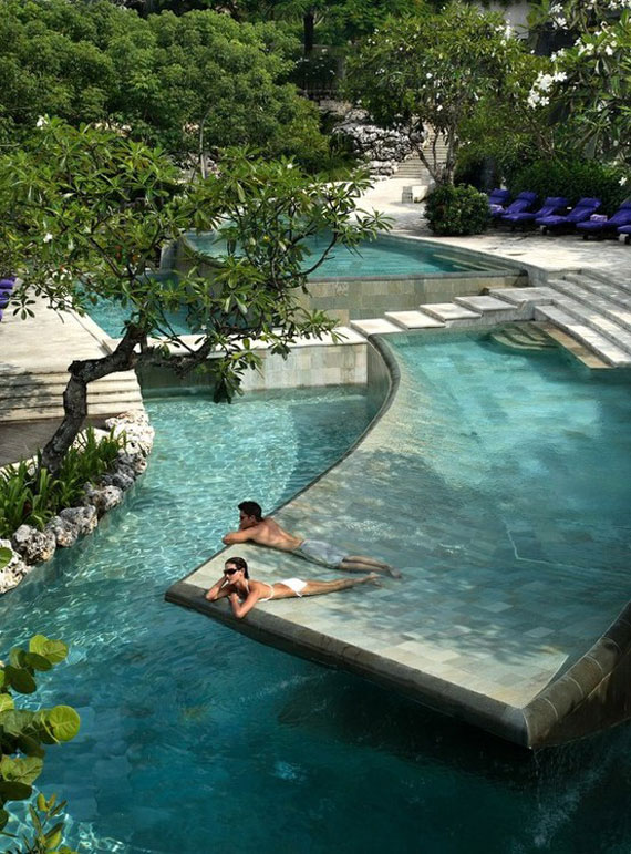 Superior Pool3 Outdoor Pool Designs That You Would Wish They Were Around Your House