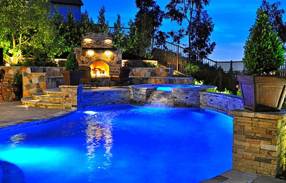 Outdoor House Pools outdoor pool designs that you would wish they were yours