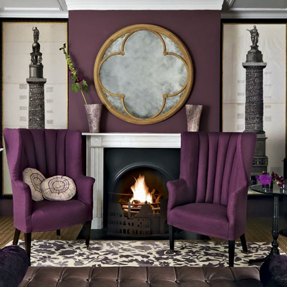 P15 Best Purple Decor U0026 Interior Design Ideas (56 Pictures) Part 78