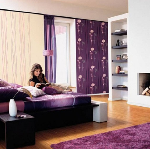 Fancy p Best Purple Decor u Interior Design Ideas Pictures