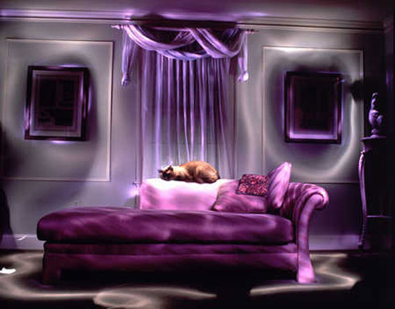 Interior Design Bedroom Purple best purple decor & interior design ideas (56 pictures)