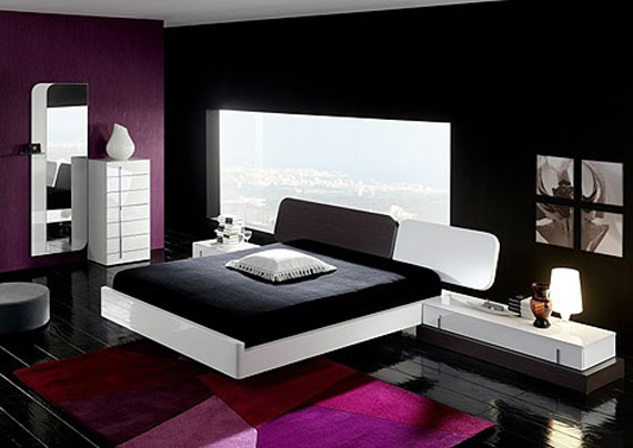 The Usage Of Purple In Interior Design 31