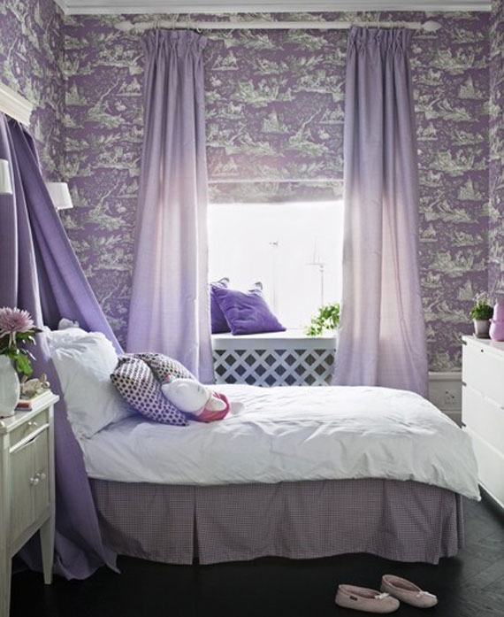 The Usage Of Purple In Interior Design 35