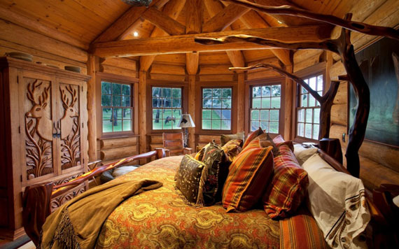 Beautiful Rustic Interior Design 35 Pictures Of Bedrooms