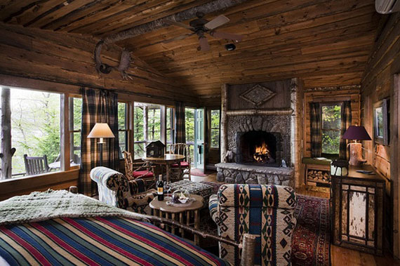 Rustic Interior Design beautiful rustic interior design - 35 pictures of bedrooms
