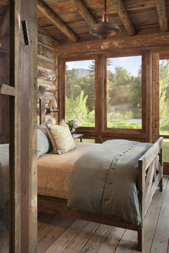Simple r Beautiful Rustic Interior Design Pictures Of Bedrooms