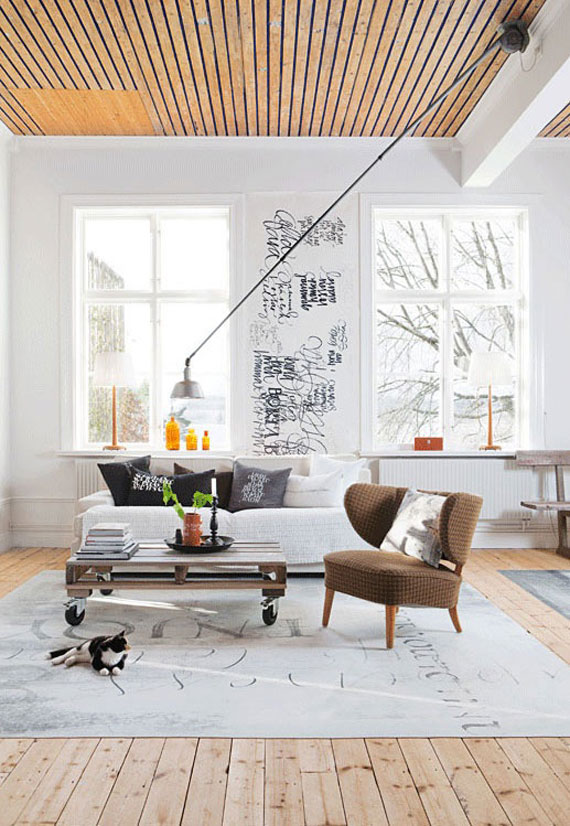 Interior Design Scandinavian beautiful examples of scandinavian interior design