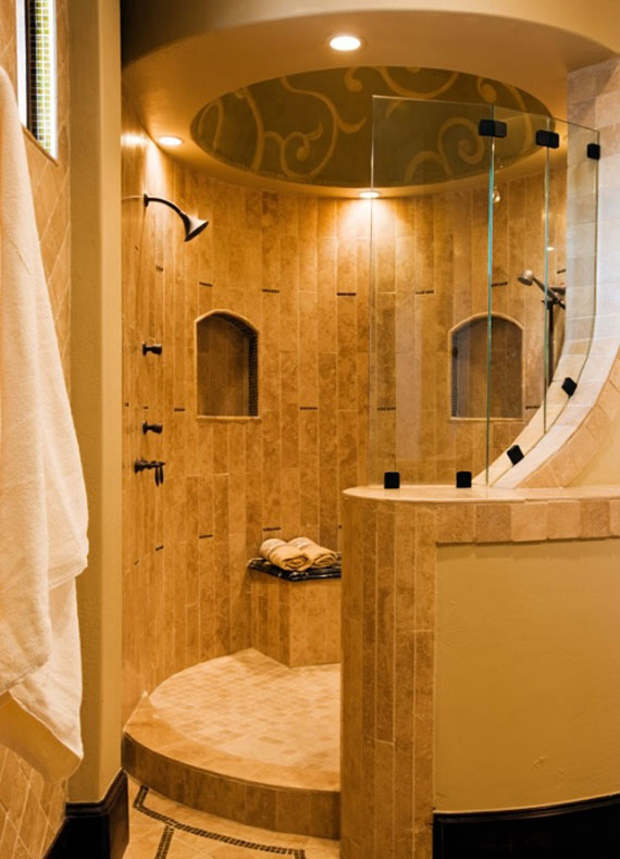 interesting shower design ideas 33 photos 13