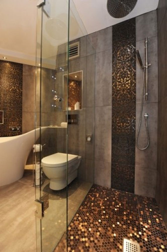 interesting shower design ideas 33 photos 14 - Shower Design Ideas