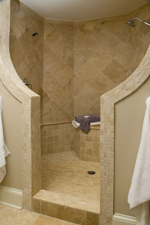 interesting shower design ideas 33 photos 29 - Bathrooms Showers Designs