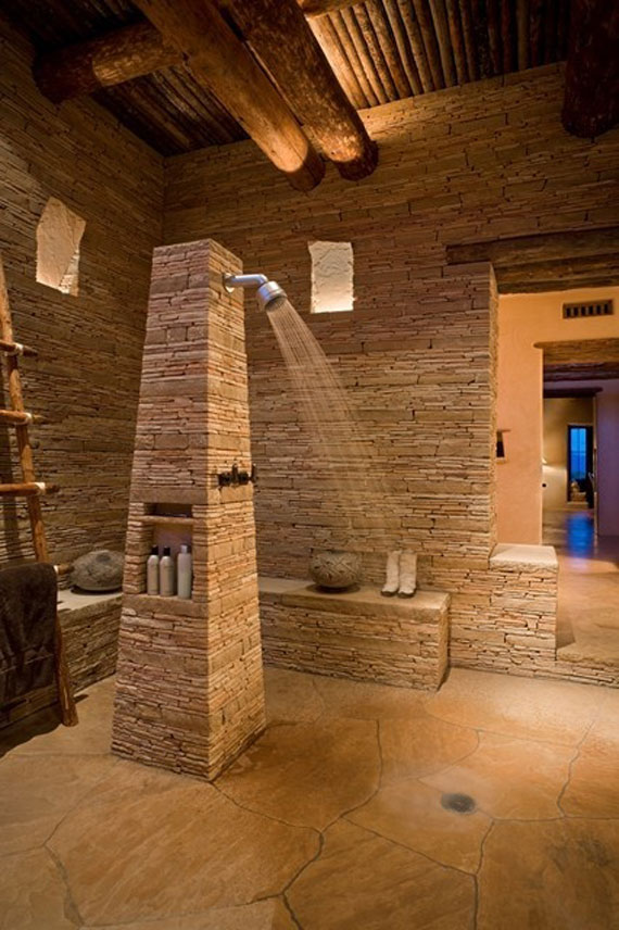 interesting shower design ideas 33 photos 3 - Bathrooms Showers Designs