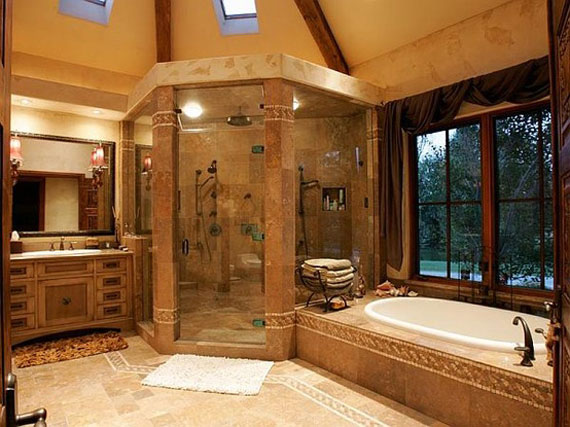 interesting shower design ideas 33 photos 6 - Shower Design Ideas