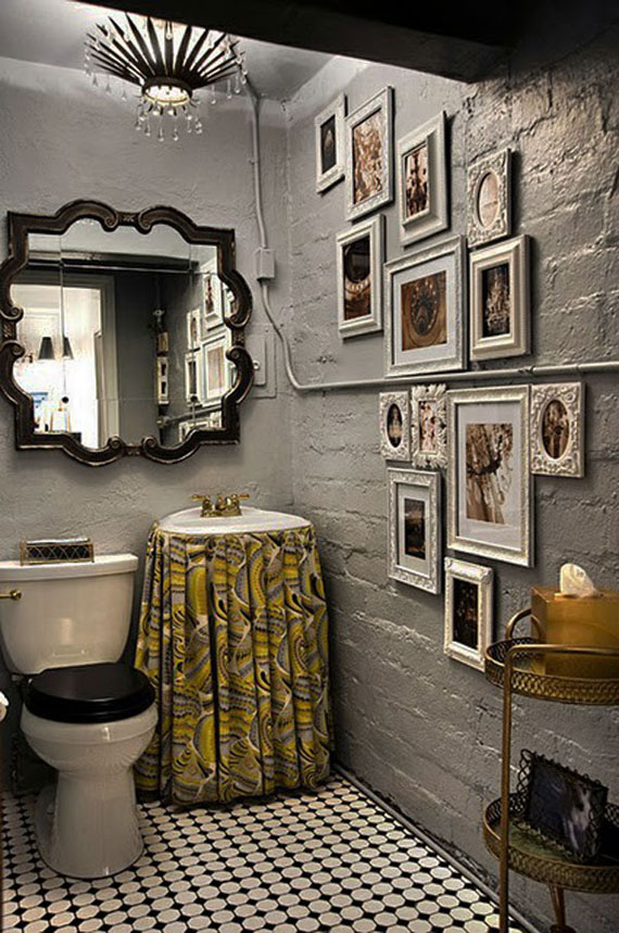 How To Make A Small Bathroom Look Bigger Tips And Ideas - Bathrooms-designs