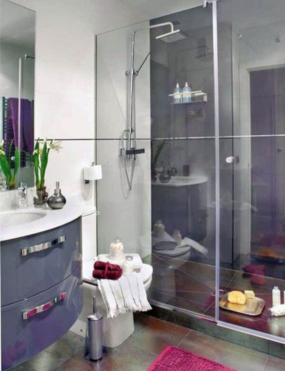C31 How To Make A Small Bathroom Look Bigger