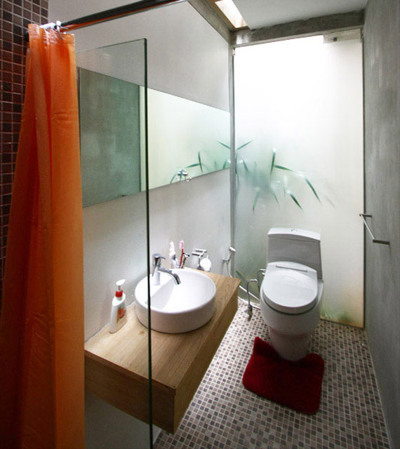 C35 how to make a small bathroom look bigger tips and ideas