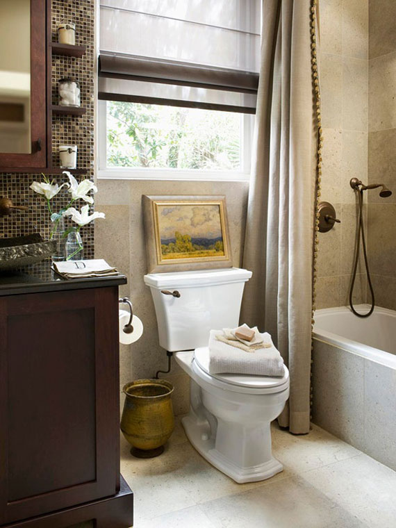 C5 How To Make A Small Bathroom Look Ger Tips And Ideas