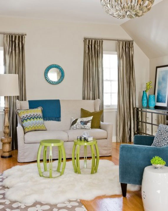 S9 Ideas And Inspiration For Organizing Small Living Rooms Part 94