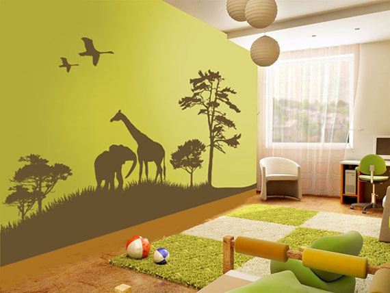 Wall Stickers Designs wall stickers design ideas screenshot S13 Decorative Wall Stickers For Your Houses Interiors 43 Pictures