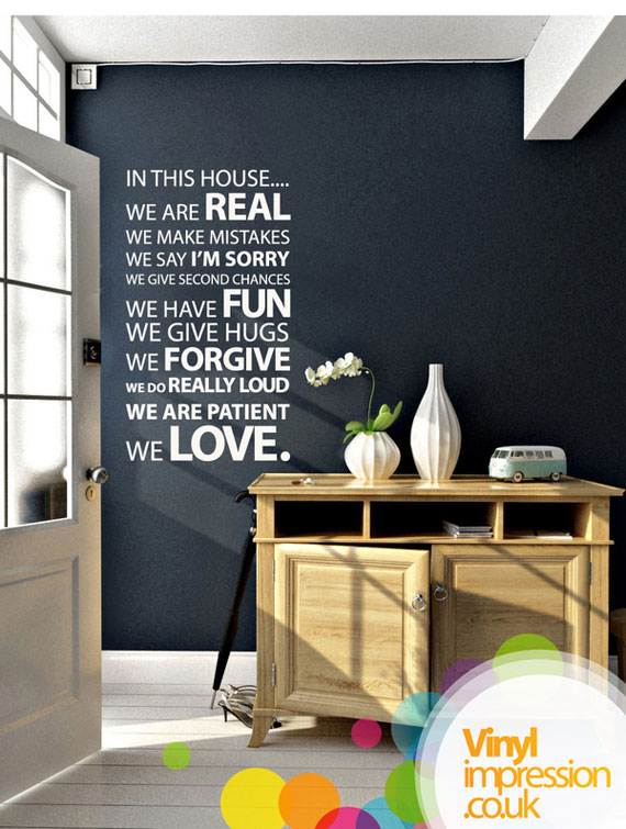 Lovely s Decorative Wall Stickers For Your House us Interiors Pictures