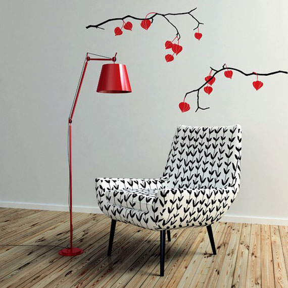 Fabulous s Decorative Wall Stickers For Your House us Interiors Pictures