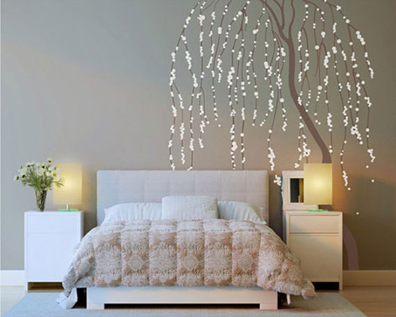 Decorative Wall Decals For Your House\'s Interiors (43 Pictures)