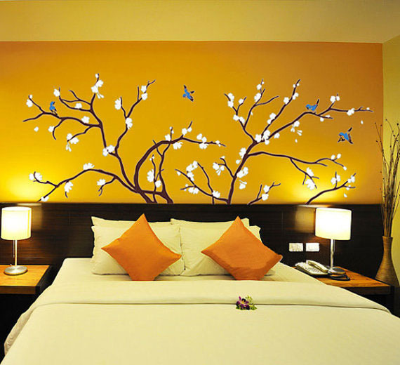 Wall Designs Stickers decorative wall stickers for your house (43 pictures)