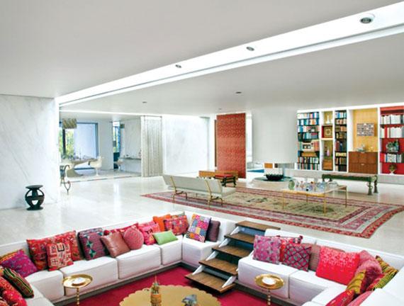 Best Sunken Living Room Designs 41 Conversation Pits