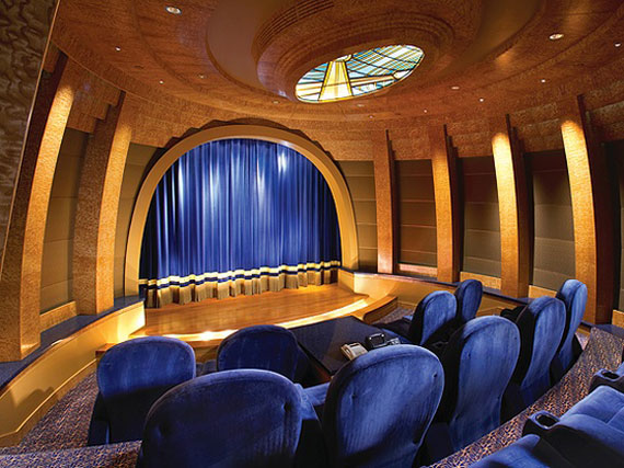 t2 A Showcase Of Really Cool Theater Room Designs