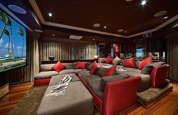 A Showcase Of Really Cool Theater Room Designs