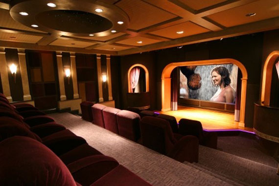 T28 A Showcase Of Really Cool Theater Room Designs