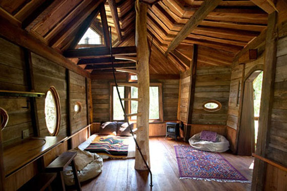 Treehouse Masters Tree Houses Inside cool treehouse design ideas to build (44 pictures)