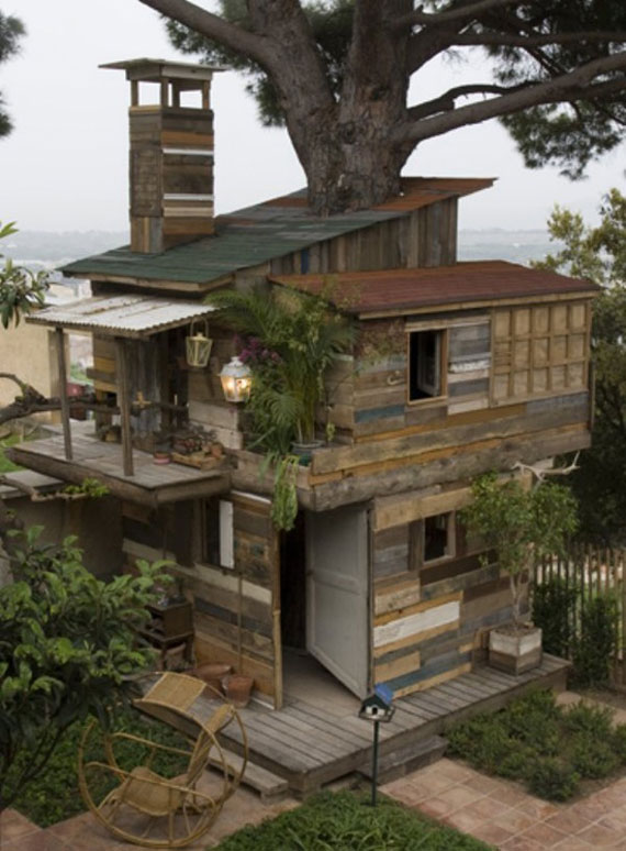 T39 Cool Treehouse Design Ideas To Build 44 Pictures