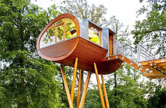 T4 Cool Treehouse Design Ideas To Build 44 Pictures